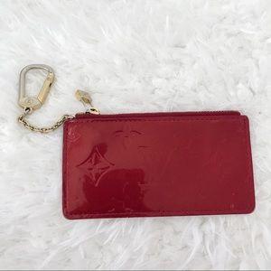 authentic louis vuitton key pouch